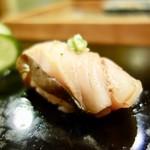 64227611 - [2017/03]寿司⑨ さわらの炙りの握り