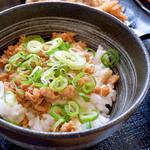 吉野家 - 鶏そぼろ飯