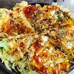 ちづ - 野菜たっぷり美味しい肉玉そば