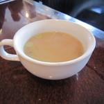 フルバリ アジアン - キノコの入ったスープでした