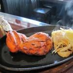 フルバリ アジアン - 美味しいグリル料理、タンドリーチキン☆