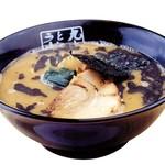 九十九ラーメン - 黒ゴマ香る醤油とんこつラーメン
