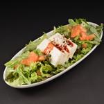 本格焼肉 カンゲン - 豆腐サラダ