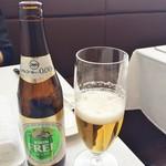 ビストロ イブー - ノンアルコールビール♪