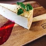 バールマンズ バル - チーズケーキアップ