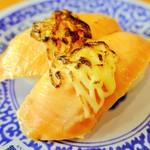 無添くら寿司 - あぶりチーズサーモン