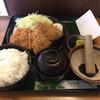 とんかつ こころ - 料理写真: アジチキンかつ定食〈700yen〉