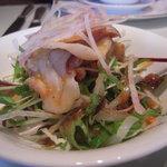 レストラン タイス - パスタセットのサラダ