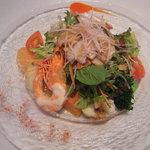 レストラン タイス - メニュー(A)の前菜