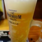 博多流斗樹 - ビールの苦み成分には認知症の予防効果があります