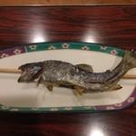 ごきげんさん - 岩魚串焼き