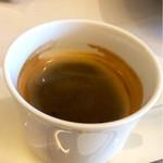 イタリアン オット - コーヒー