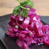 紫キャベツのビネガー風味