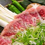 宴蔵 - 料理写真:飛騨牛朴葉味噌