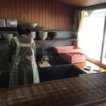 宮武製麺所 - 店内