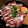 炭焼きとワインの店 ジュイップ - 料理写真:特製ローストビーフ丼