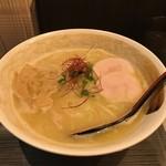 めん屋 高樹 - 濃厚醬油鶏そば(750円)