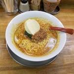 まるたん - 「カーリー担々麺」780円税込