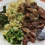 鳳蘭 - 肉のせチャーハン♪
