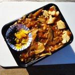魚八栄五郎 - マーボー丼