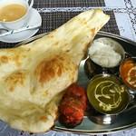 インド・ネパール料理 ラージャ - 料理写真: