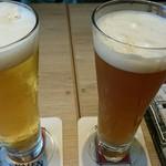 64256694 - 最初のビールで乾杯(^-^)/
