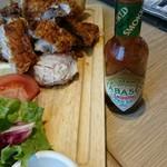 世界のビール博物館  - お肉専用タバスコ付き☆