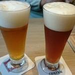 世界のビール博物館  - 2杯目で乾杯☆☆