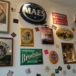 世界のビール博物館  - 壁飾り
