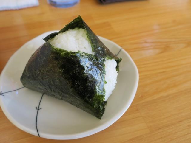 一竜 - 鮭おにぎり♪(¥130)