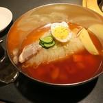 金剛園 - 冷麺です(¥780)