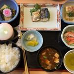 豊橋グリーンホテル - 料理写真:和食