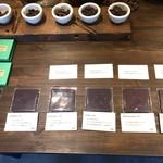 アーティチョーク チョコレート - シングルオリジンのタブレット