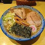 くり山 - 2017年2月 中華そば半チャーシュー850円