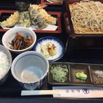 起進堂 - 天ぷらランチ