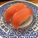 無添 くら寿司 - 料理写真:天然熟成まぐろ 108円