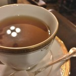 フランソア喫茶室 - アップルティー