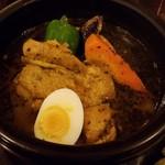 kanakoのスープカレー屋さん - スープカレーです。