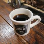 グランノットコーヒー - ハンドドリップコーヒー(ブラジル)2