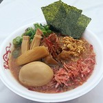 in EZO - 【知床豚肉盛り濃厚えび味噌 + 極上】¥800 + ¥500