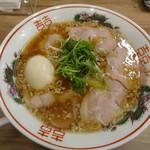 64264546 - 味玉ラーメン(醤油)