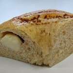 アベック・モン・クール - クリームチーズとクランベリーのベーグル