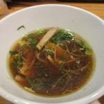 64268225 - つけ麺スープ