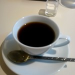 文明堂 カフェ - ホットコーヒー