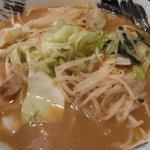 莉心 - 味噌野菜ラーメン
