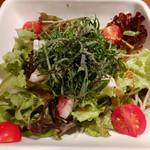 Big-Pig - タコの彩りサラダ
