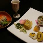 山しのぶ - 前菜