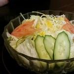 中国料理 幸華 - 野菜サラダ