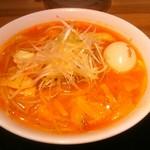 64274220 - 煮卵拉麺