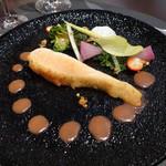 ル・プティ・ブドン - 本日の魚 サーモン